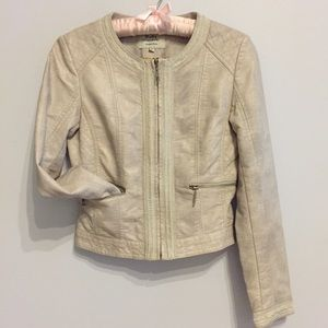 Sale. Softy outware collection faux leather jacket
